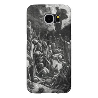 Vision of Valley of Dry Bones Samsung Galaxy S6 Case