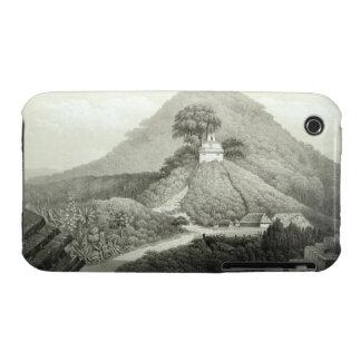 Visión pintoresca en el templo de la cruz, Palen Case-Mate iPhone 3 Protectores