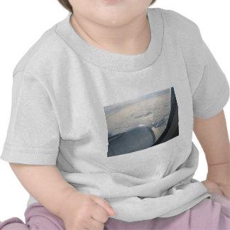 Visión plana 3 camiseta