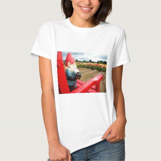 Visión preciosa camisetas