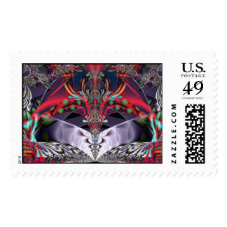 Vision Quest Postage Stamps