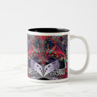 Vision Quest Two-Tone Coffee Mug