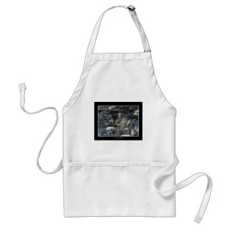 Vision Quest Wolf Gifts Adult Apron