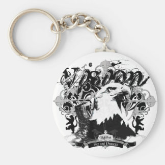 VISION- See & Possess Keychain