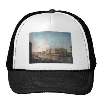 Visión sobre el castillo de San Miguel de Fyodor A Gorros Bordados