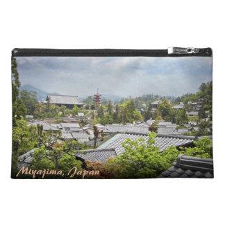 Visión sobre el pueblo de Miyajima