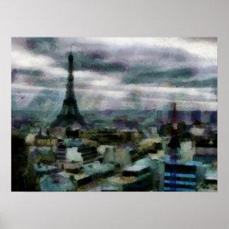 Visión sobre París Póster