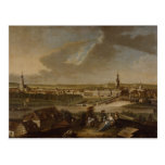 Visión sobre Potsdam de Brauhausberg, 1772 Postales