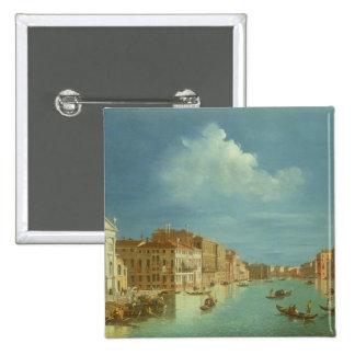 Visión veneciana, siglo XVIII Pin Cuadrado