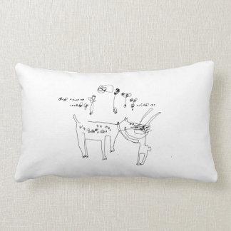 Visionary Art Pillow