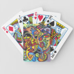 Visionary art playing cards