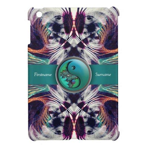 Visionary Balance YinYang Art iPad Mini Case