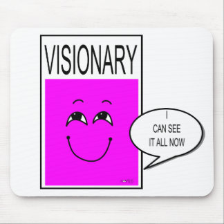 VISIONARY COLLECTION MOUSE PAD