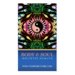 Visionary Forest YinYang NewAge Business Cards