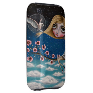 Visionary Girl iPhone 3G case