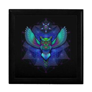Visionary Owl Jewelry Box