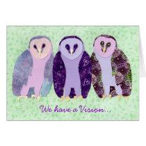 Visionary Owls