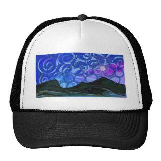 visionary sky trucker hat