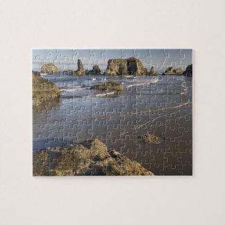 Visiónes costeras, Bandon, Oregon Puzzles