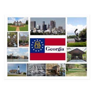 Visiones de Georgia Tarjetas Postales