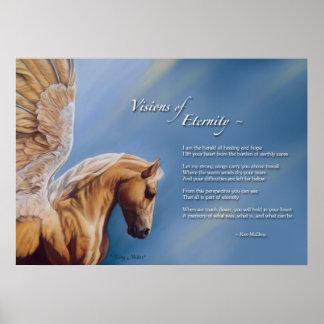 Visiones de la eternidad posters