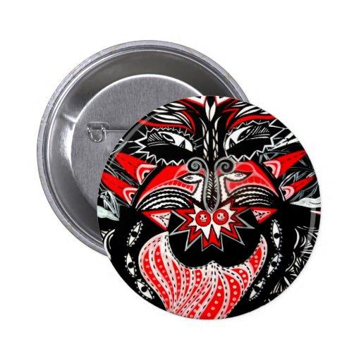 Visiones del Shaman Pins