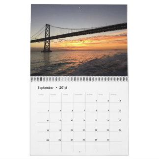 Visiónes desde….Calendario 2016 Calendario
