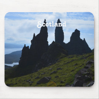 Visiónes magníficas desde la isla de Skye Tapete De Ratones