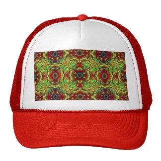 Visiones psicodélicas del gorra