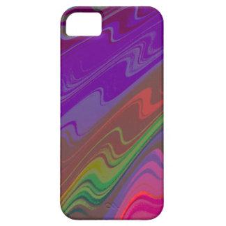 Visions in Violet iPhone SE/5/5s Case