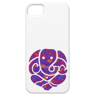 VISIONS OF GANESH iPhone SE/5/5s CASE