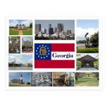 Visions of Georgia Postcards