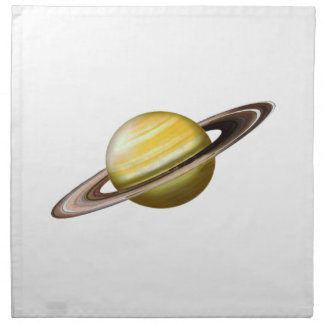 VISIONS OF SATURN NAPKIN