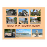 Visions of St. Augustine, Florida Postcards