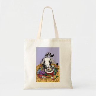 visions of Sugar-Mice Tote Bag