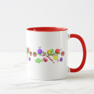 Visions Of Sugar Plums Mug