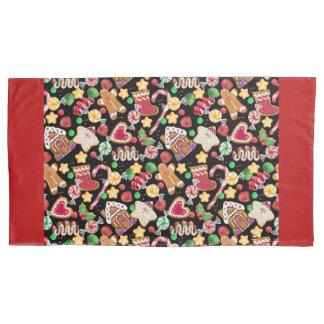Visions of Sugarplums Pillowcase
