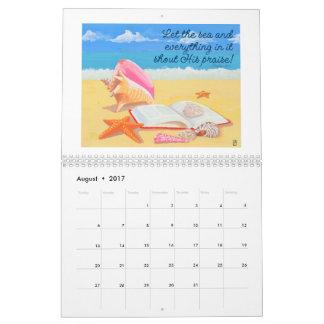 Visions & Verses Inspirational Calendar