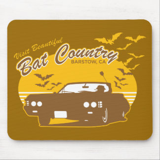 Visit beautiful bat country, barstow, ca mouse pad