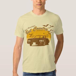 Visit Beautiful Bat Country T-Shirt
