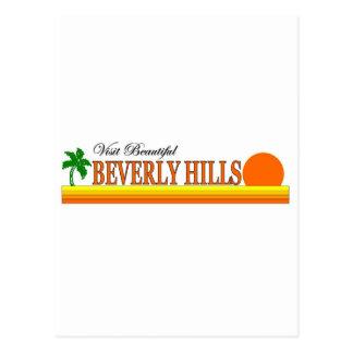 Visit Beautiful Beverly Hills, California Postcard