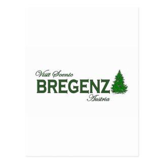Visit Beautiful Bregenz, Austria Postcard