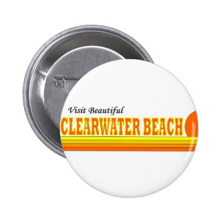 Visit Beautiful Clearwater Beach Buttons