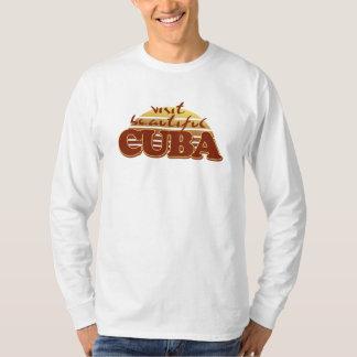 Visit Beautiful CUBA T-Shirt