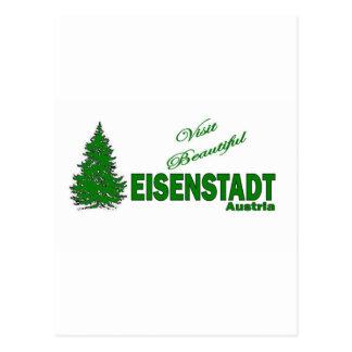 Visit Beautiful Eisenstadt Postcard