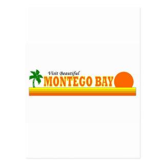Visit Beautiful Montego Bay Postcard
