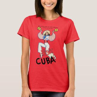Visit Cuba Girl T-Shirt