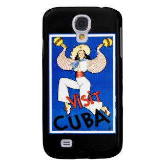 Visit Cuba Vintage Galaxy S4 Cover