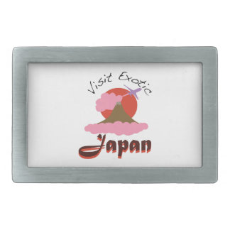 Visit Exotic Japan Belt Buckles