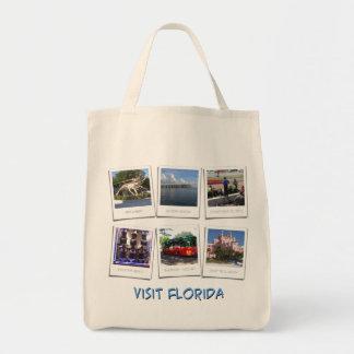 Visit Florida Bags